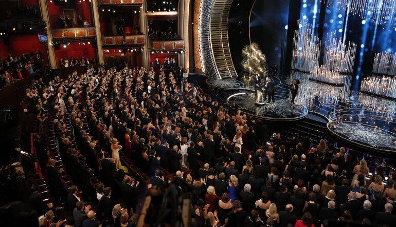 第90屆奧斯卡金像獎得獎名單