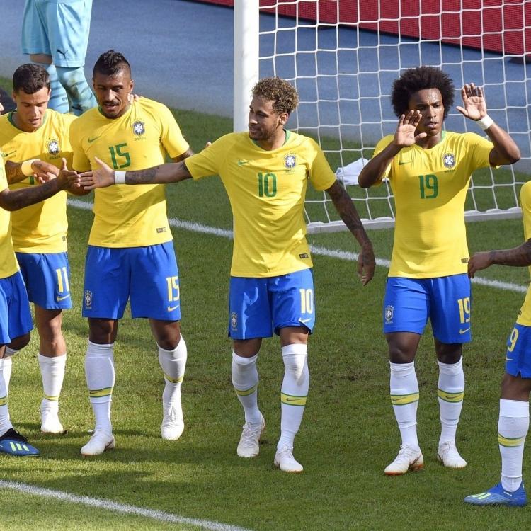 巴西決賽壓德國捧盃?
