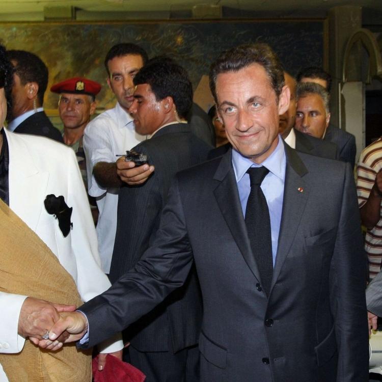 法國前總統薩爾科齊遭扣留調查