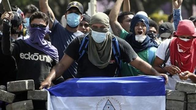 南美尼加拉瓜大暴動 記者facebook直播中遭槍殺