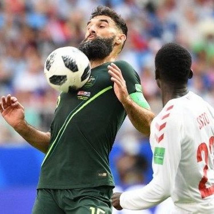 澳洲1:1悶和丹麥(有片)