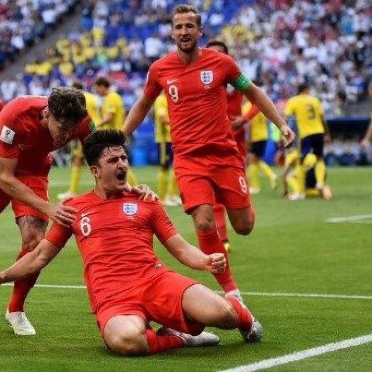英格蘭時隔28年再闖世盃四強(有片)