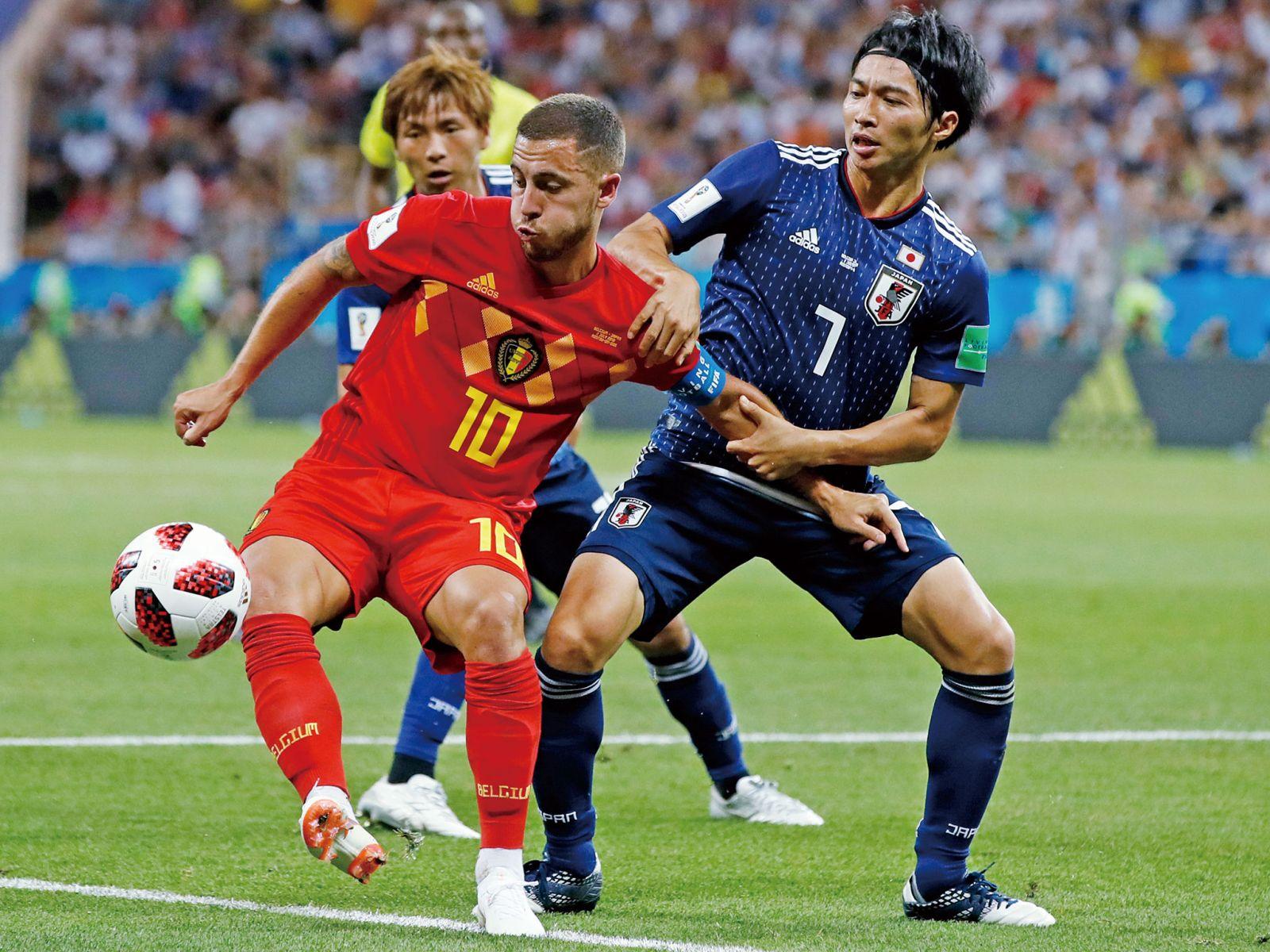 世盃八強誕生