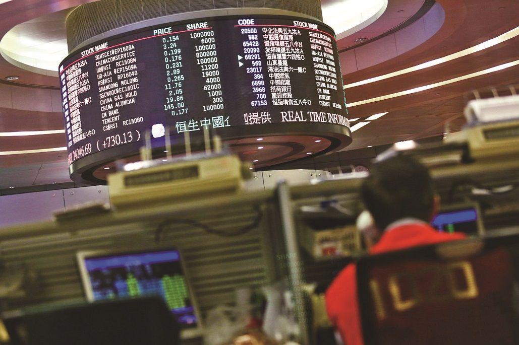 股市後市不宜樂觀