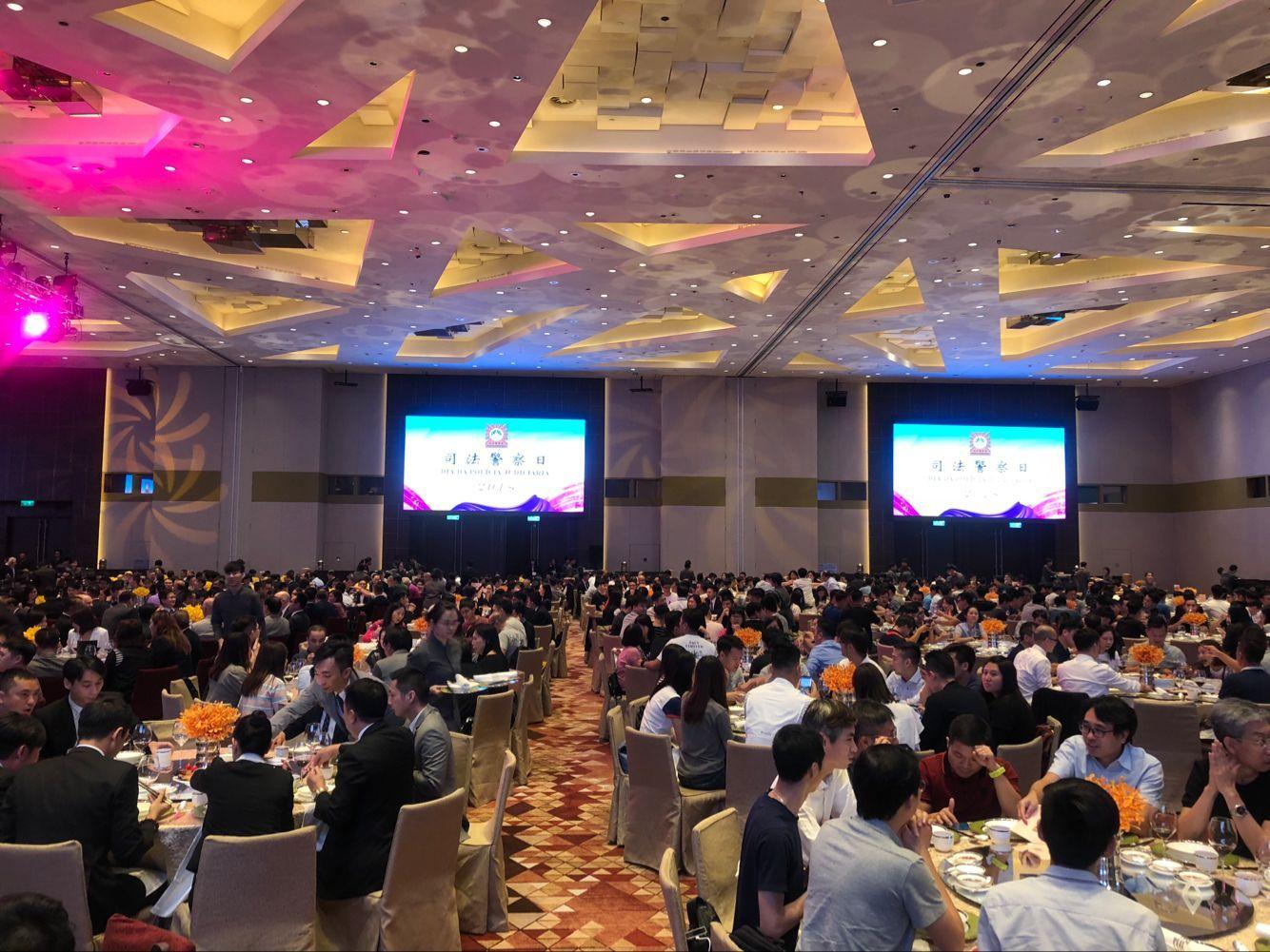 薛仲明:實踐「三個警務理念」促本澳繁榮穩定