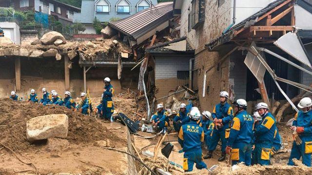 【日本雨災】死亡人數增至179人