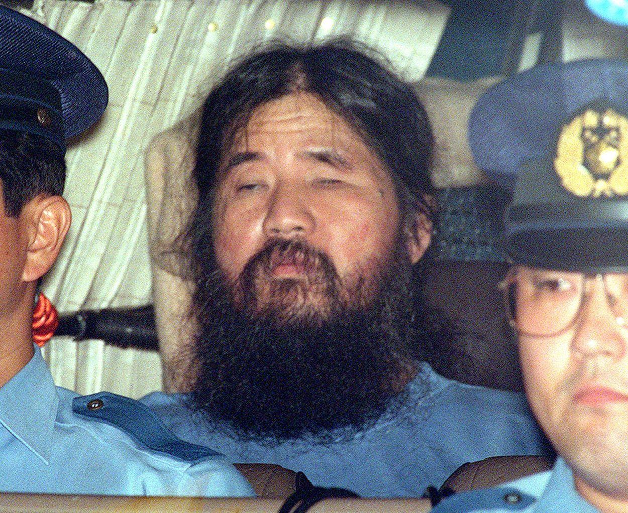 23年前東京毒氣案震驚世界