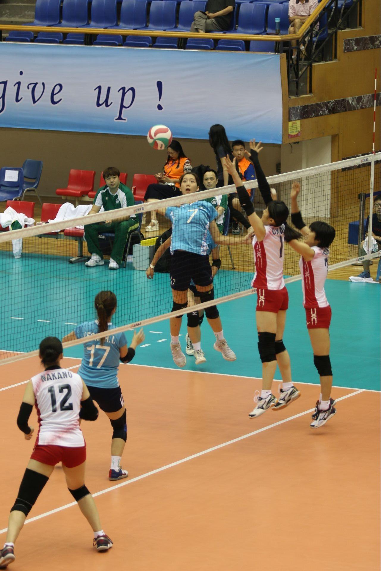 澳女排負日本