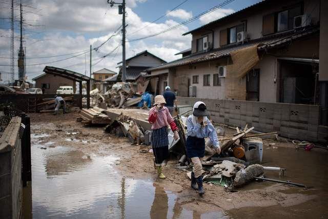 【日本雨災】增至199人罹難