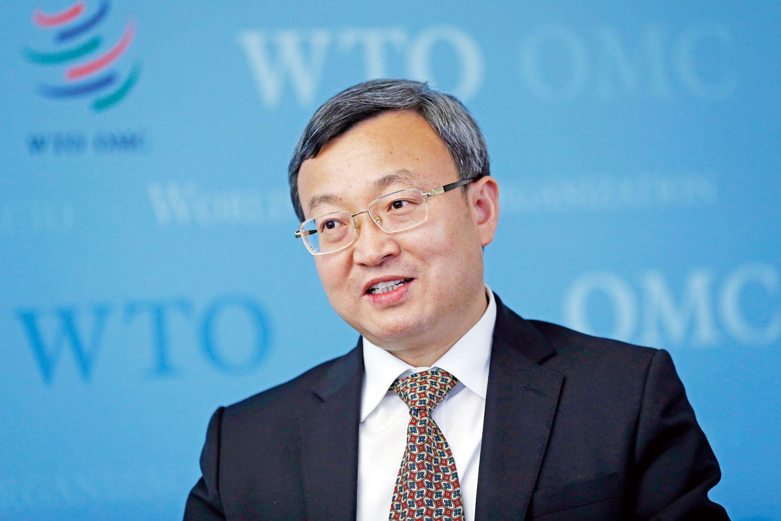 美促審視中國世貿成員資格