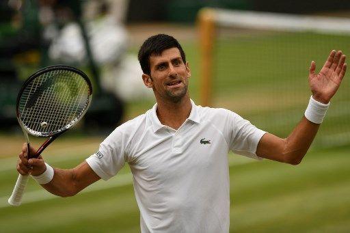 迪祖時隔三年再闖溫網決賽