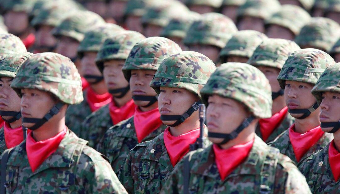 日防衛省稱安全環境仍嚴峻