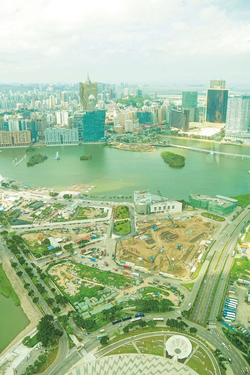 馮文莊「以法釋法」主張撤特首批示