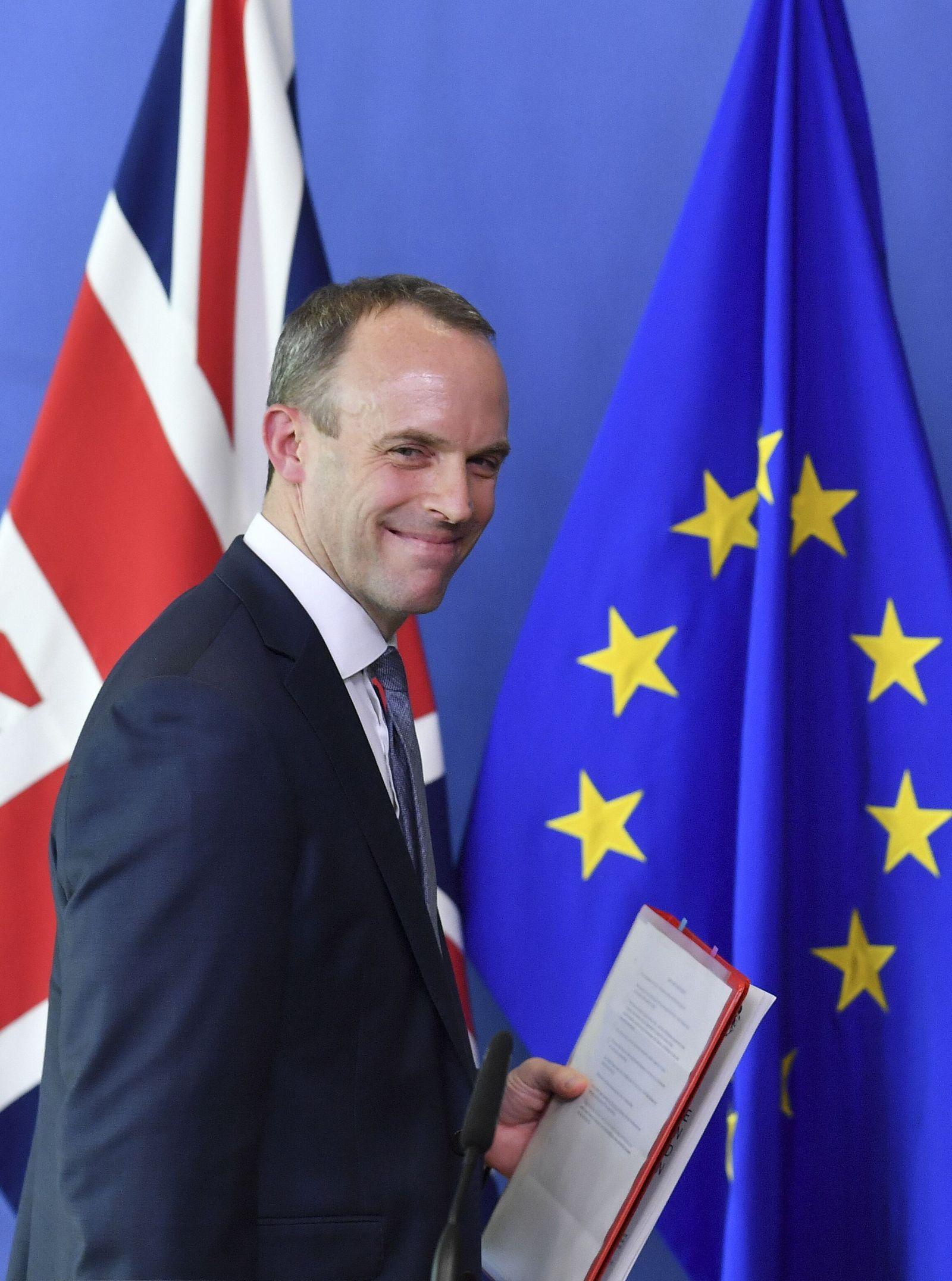 歐盟妄想索4,140億「分手費」