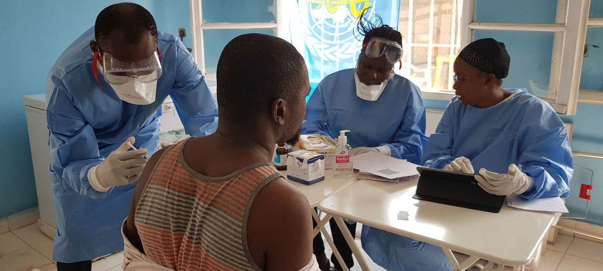 剛果民主共和國宣布疫情結束