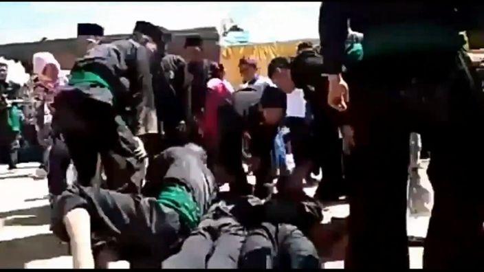 印尼小學演出意外一死一傷