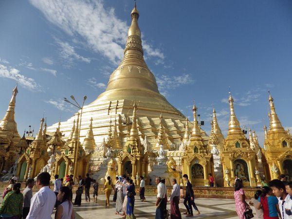 緬甸10月起對中國遊客實施落地簽證