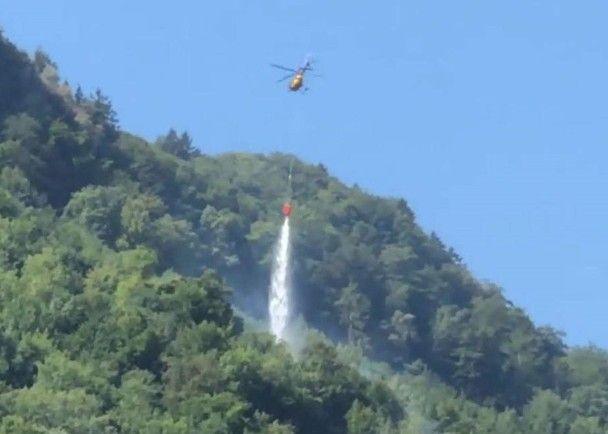 瑞士小型飛機失事一家4口喪生