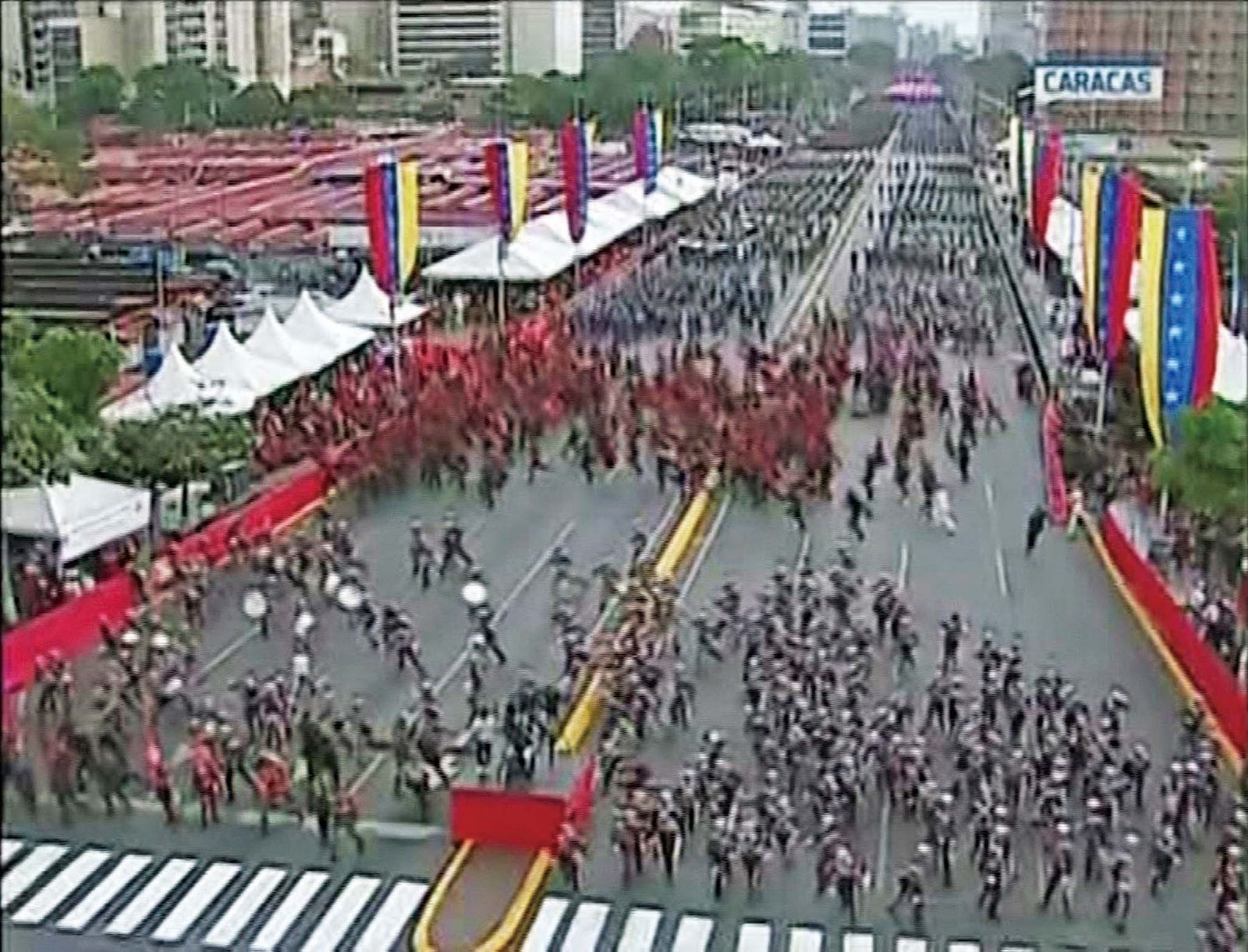 馬杜羅劍指哥倫比亞 促特朗普幫忙抓人