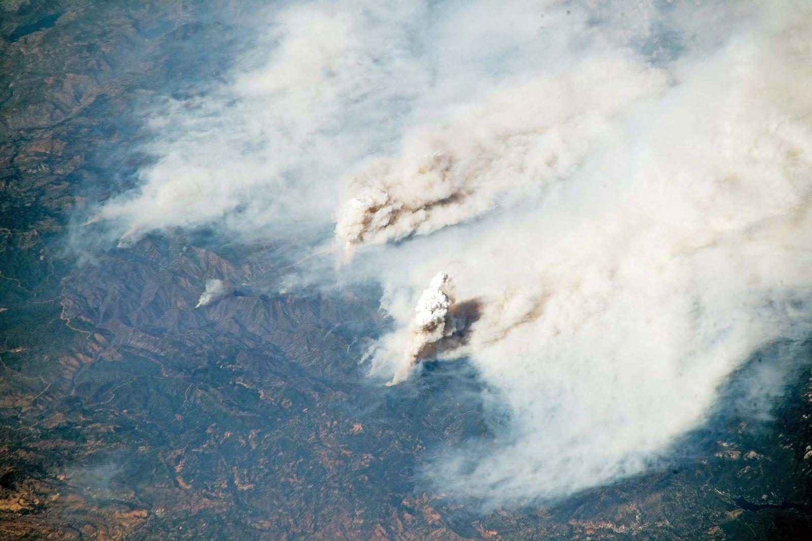 加州最大山火仍蔓延 恐肆虐 至下月初