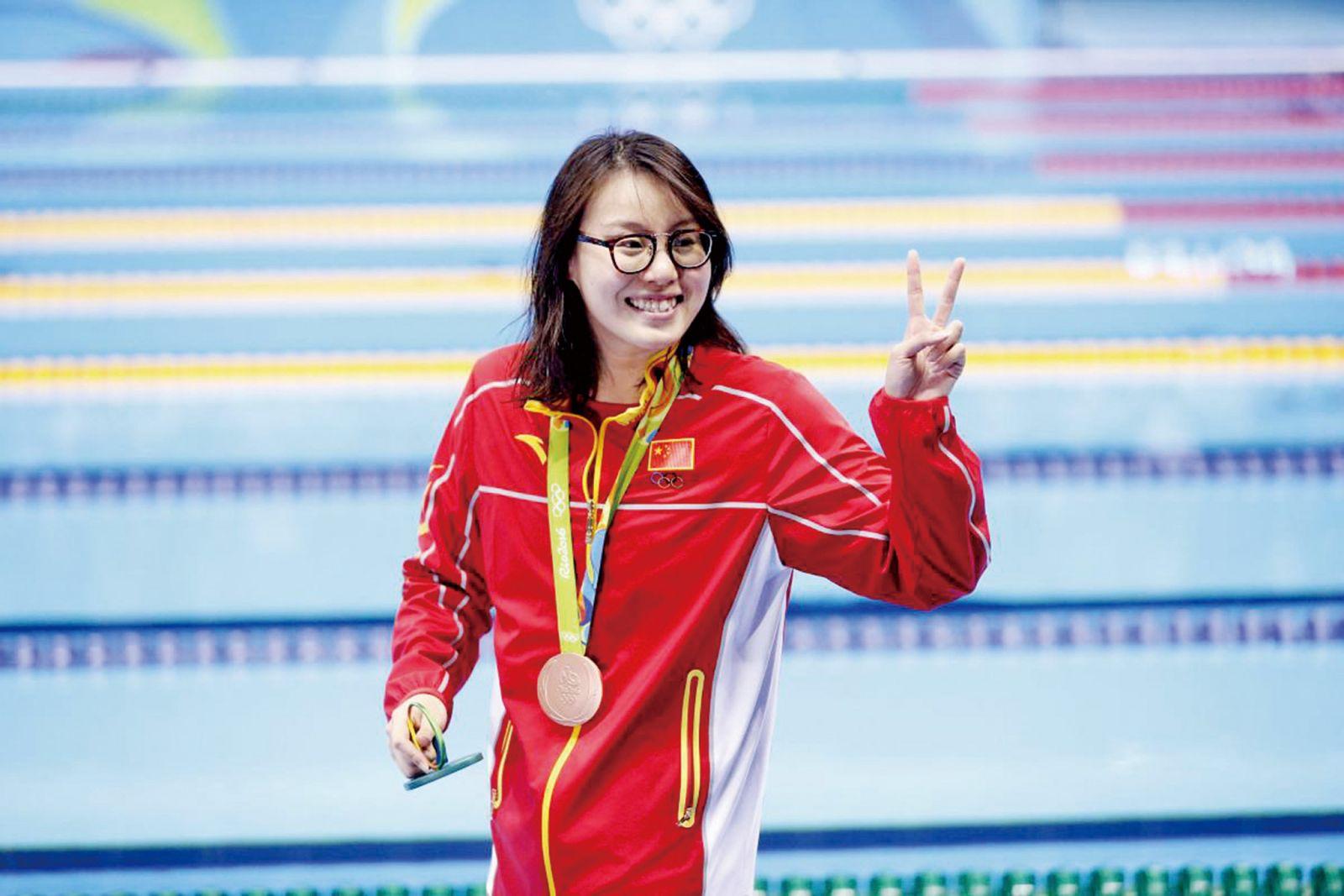 中國泳隊枕戈待旦