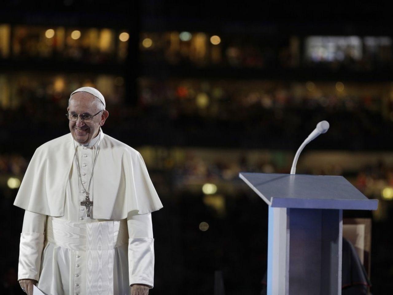 教宗在愛爾蘭會晤性侵受害者