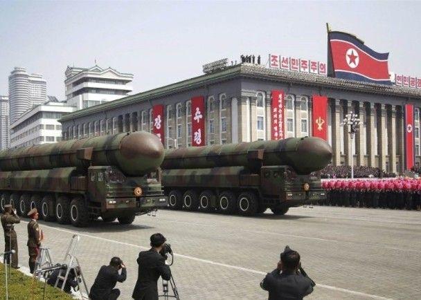 日本指朝鮮仍是最大安全威脅