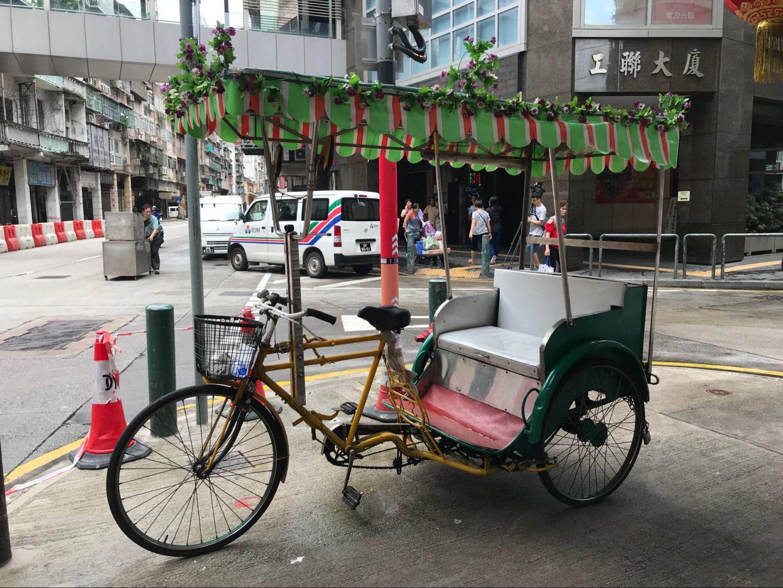 三輪車工會:報警追究不實言論