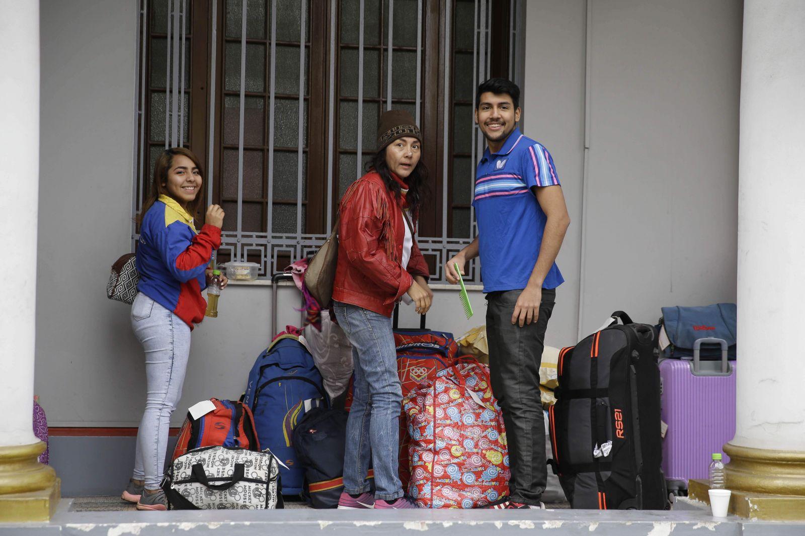委內瑞拉人大逃亡 南美洲恐爆移民危機