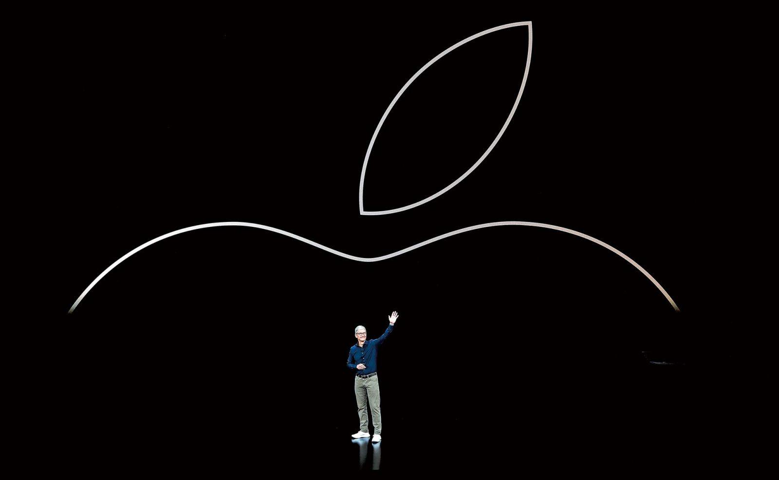 蘋果發布會引網友瘋狂吐槽