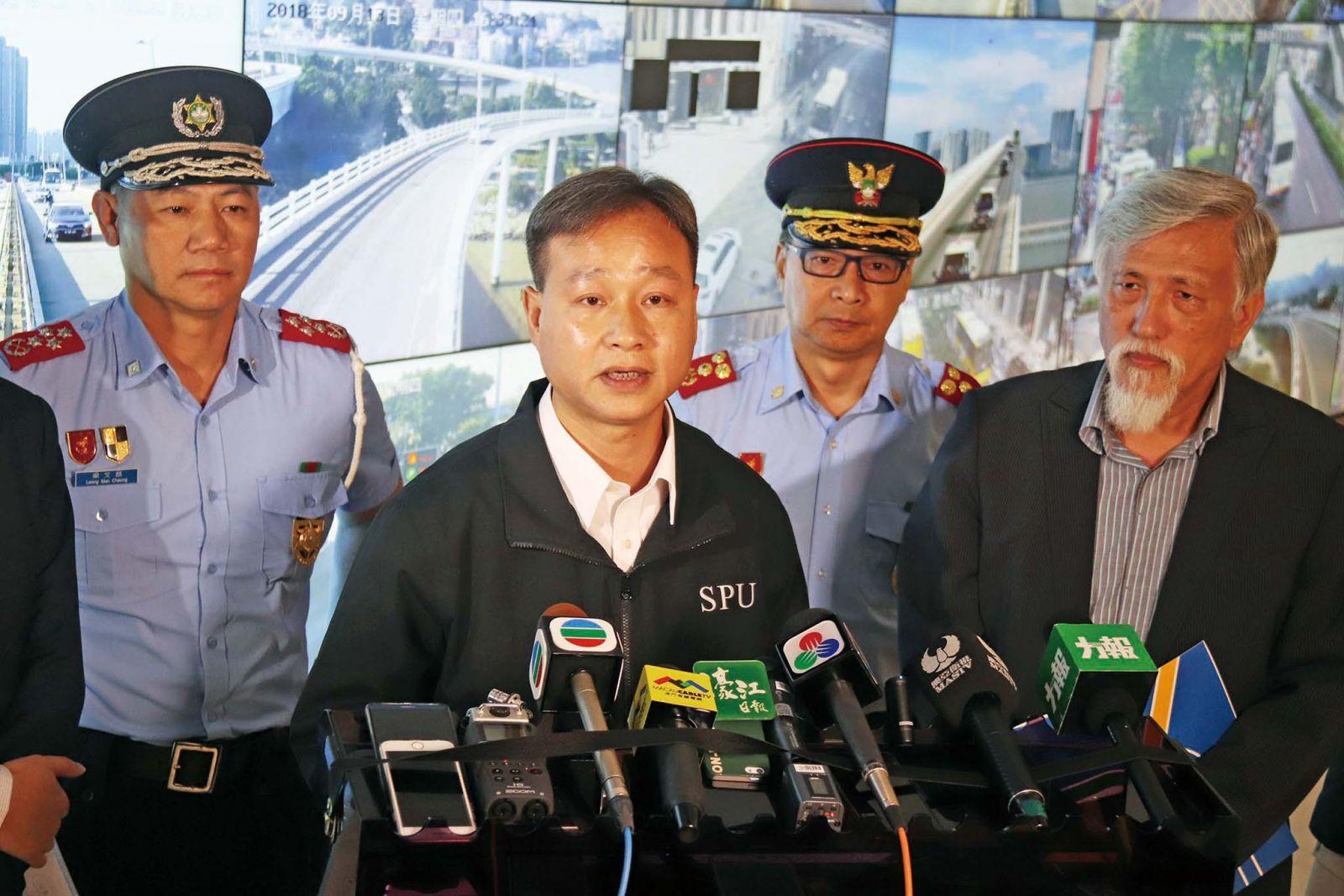 29部門嚴陣待命 居民安全放首位
