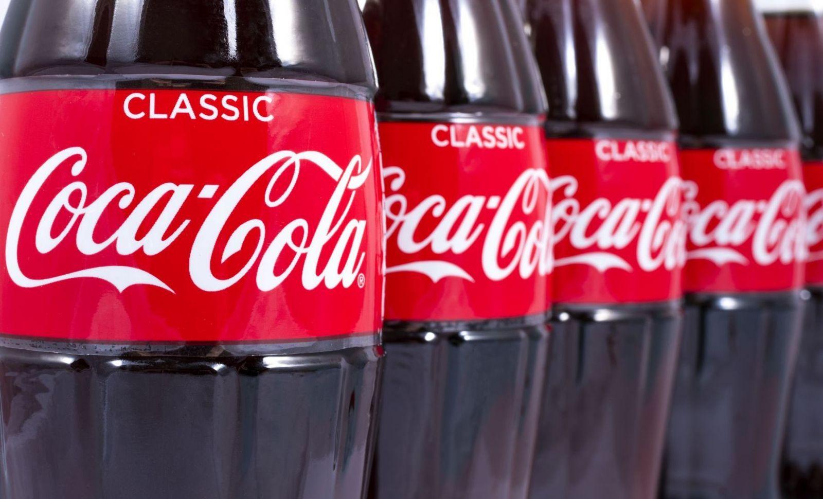 可口可樂擬推出含大麻成分飲品