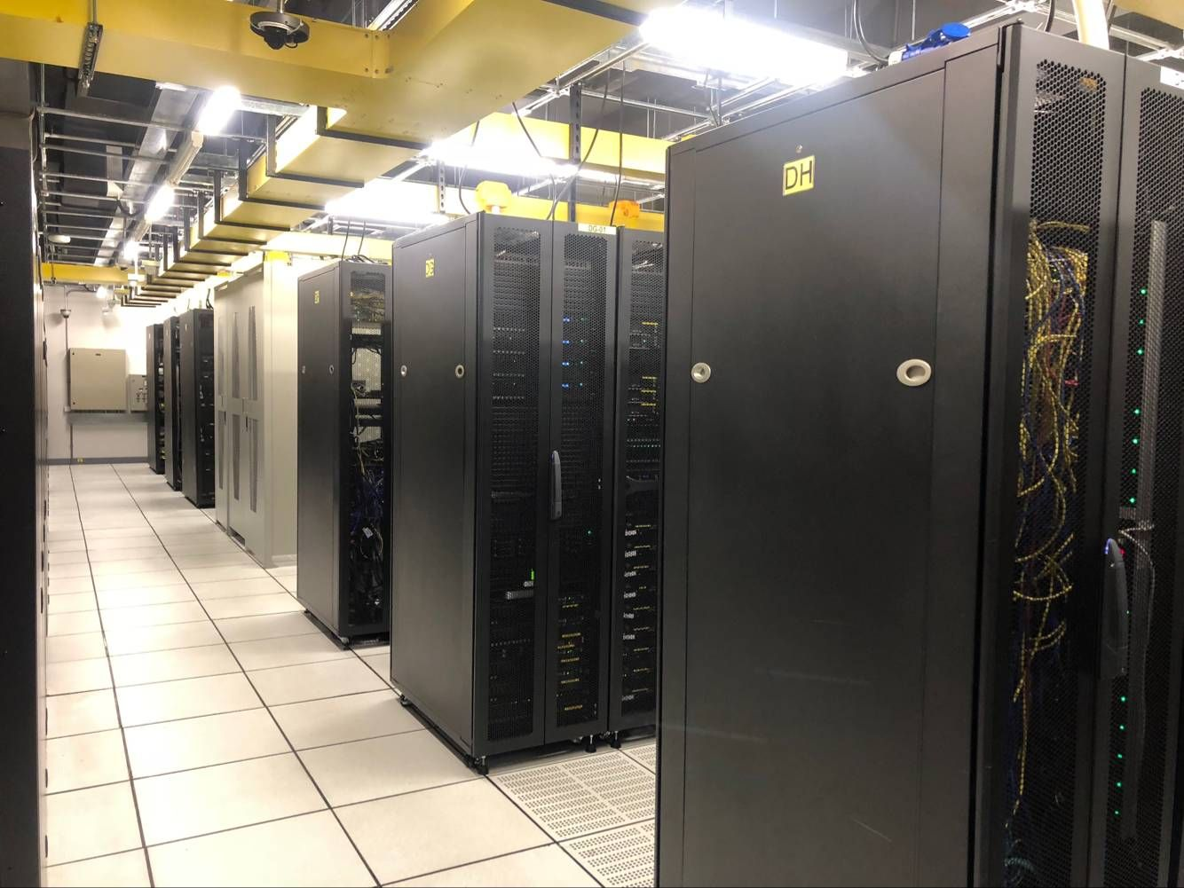 為中小企提供數據保障安全