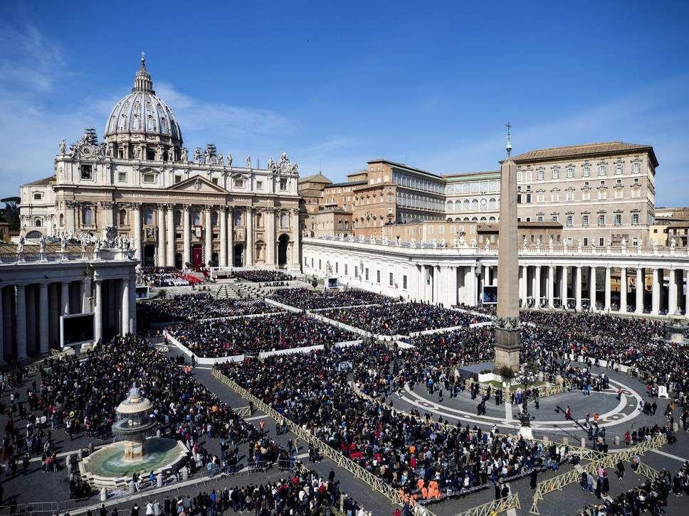 梵蒂岡:不涉政治