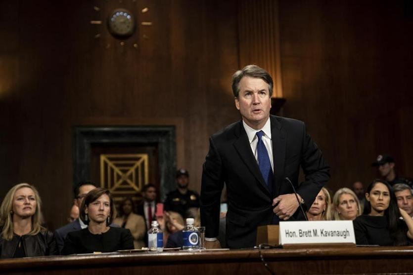 卡瓦諾料可順利出任美最高法院大法官
