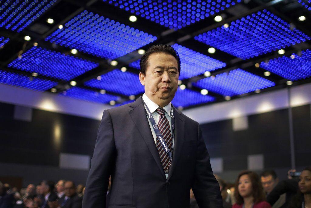國際刑警主席孟宏偉內地失蹤