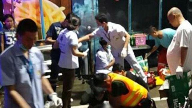 【遊客中槍】曼谷街頭爆槍擊7死傷
