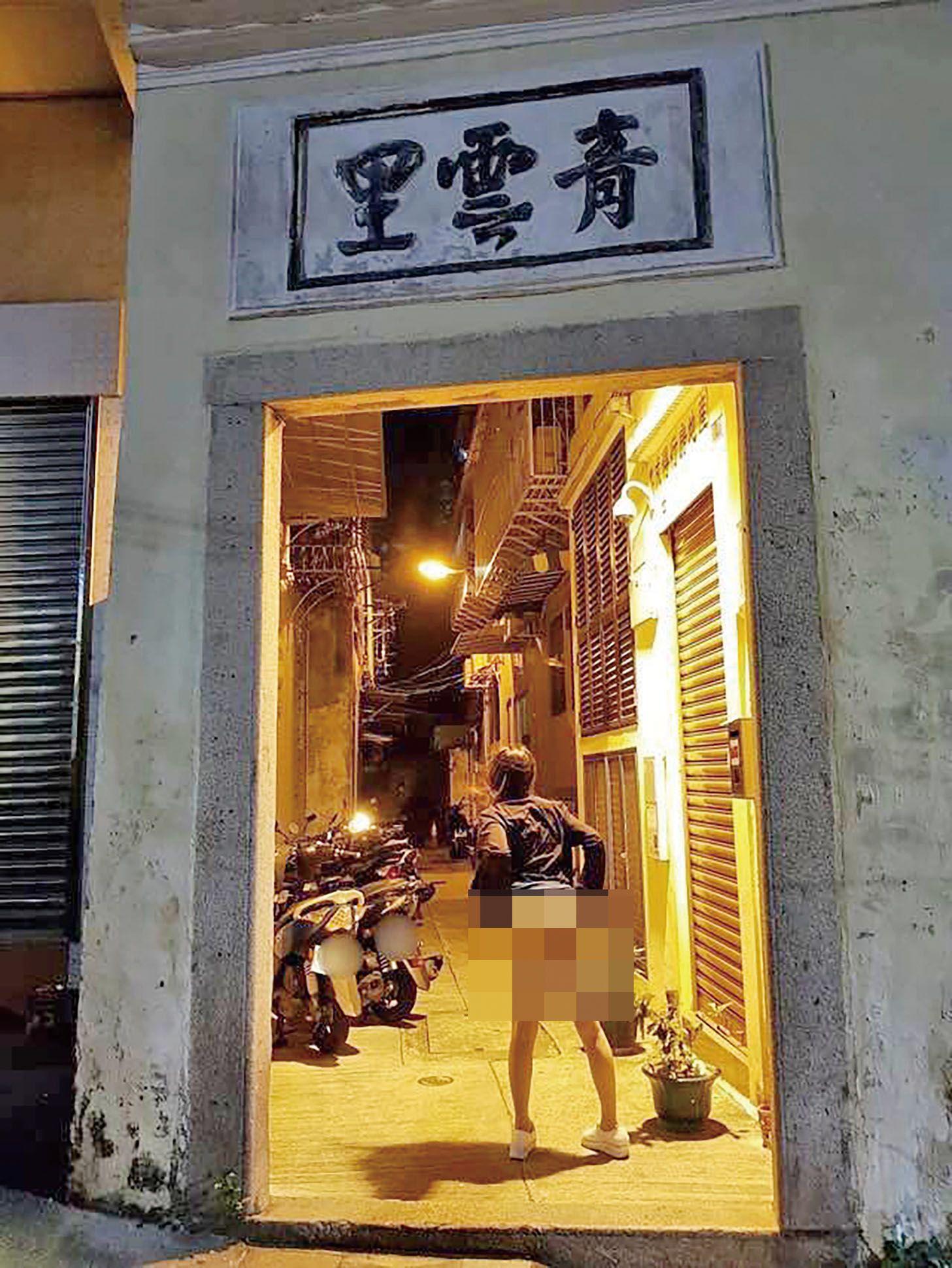 市民直斥「傷風敗俗! 警方鎖定涉事女為遊客ag8ag亚游