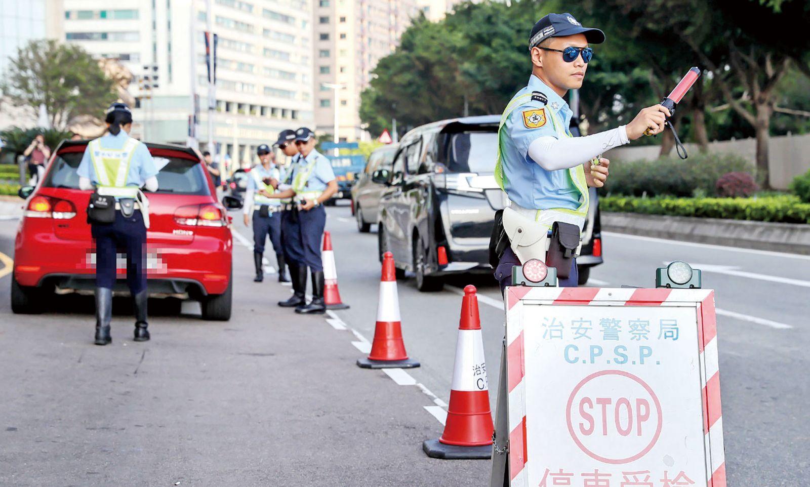 警連續兩周加強打擊