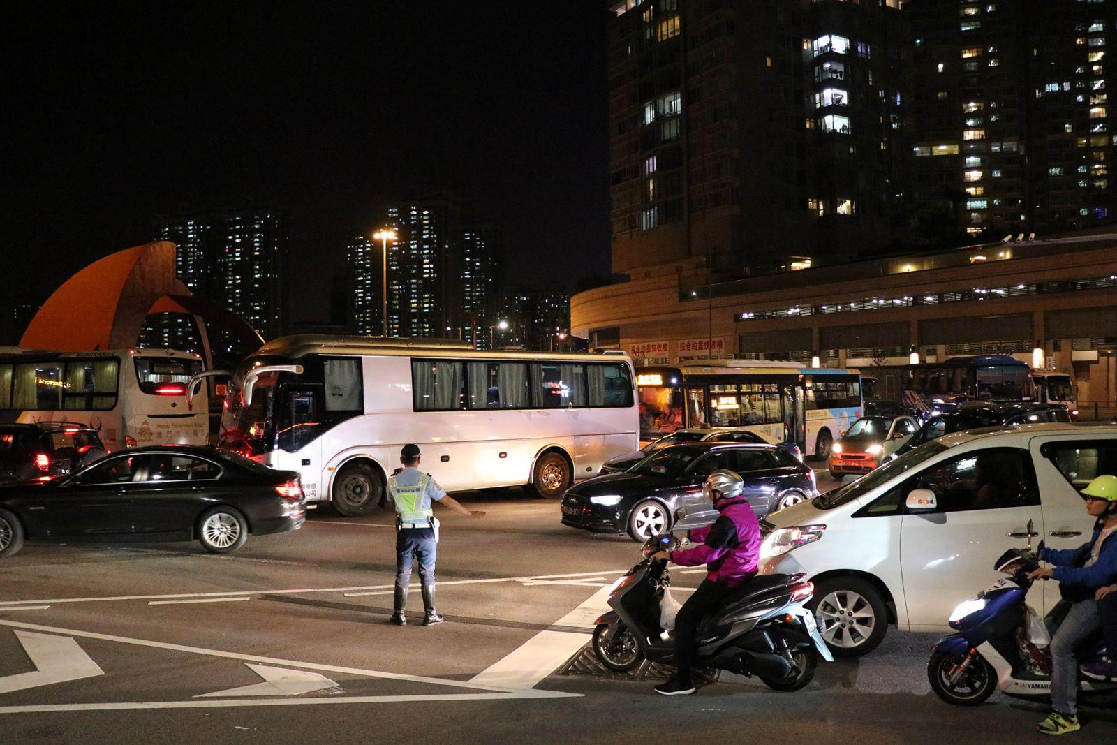 政府計劃建設立體交通