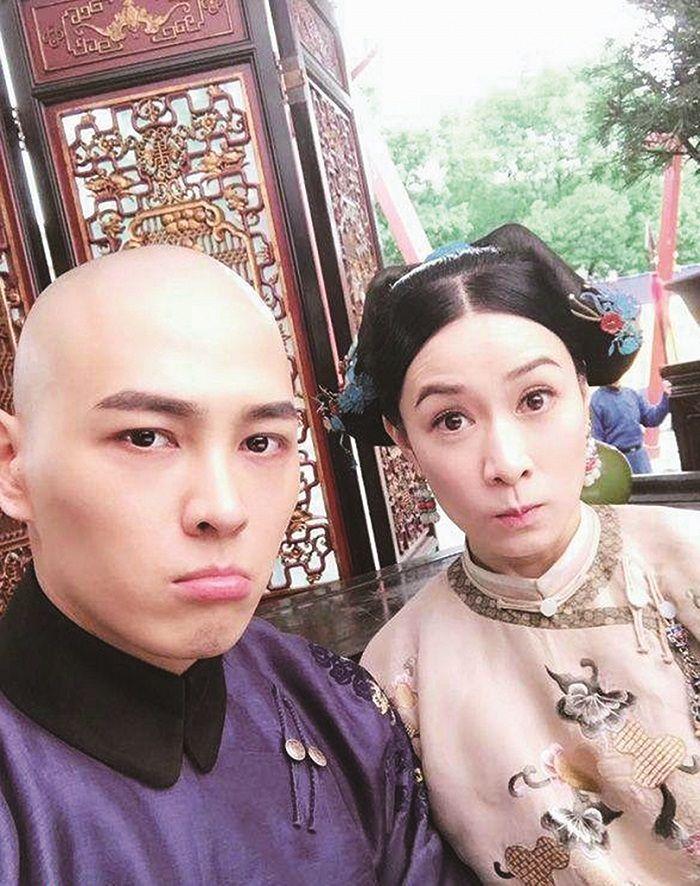 和亲王驾到香港 洪尧自爆新剧再演奸角