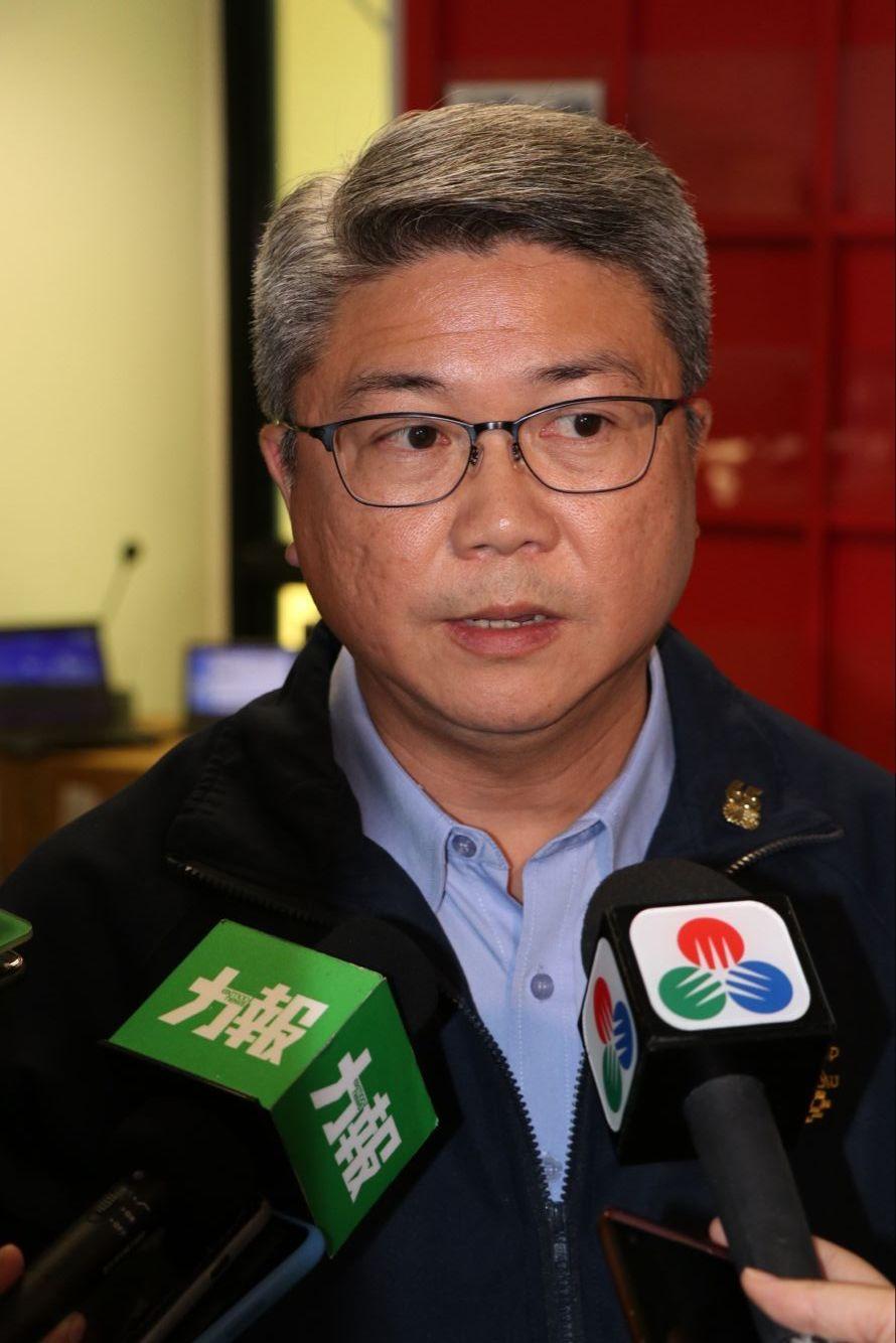 潘永權:已對救生員外判公司進行罰款筆錄