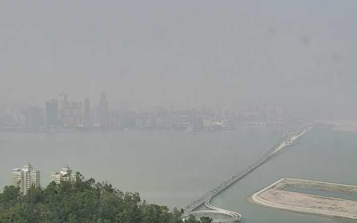 環保局將研究本澳大氣環境污染物分布情況