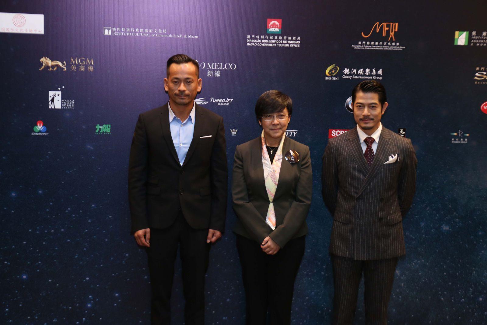 國際巨星及導演共襄盛舉激活新戲象