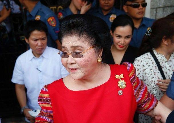 菲前第一夫人貪污罪成 判囚42年