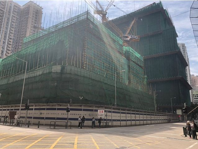 建設辦公布即時終止望廈社屋2期工程