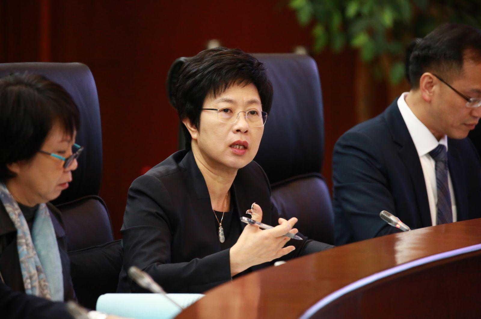 陳海帆:選拔將綜合考慮各方因素