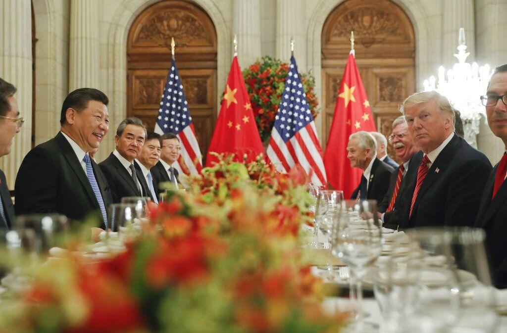 中美爭取90日內達成協議