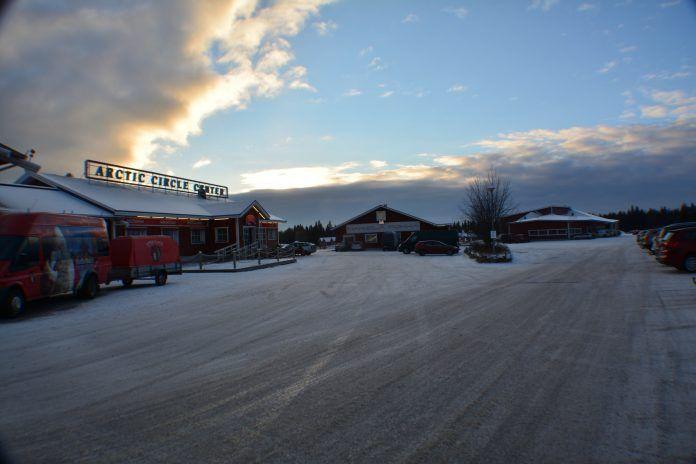 聖誕老人村降雪創近60年新低