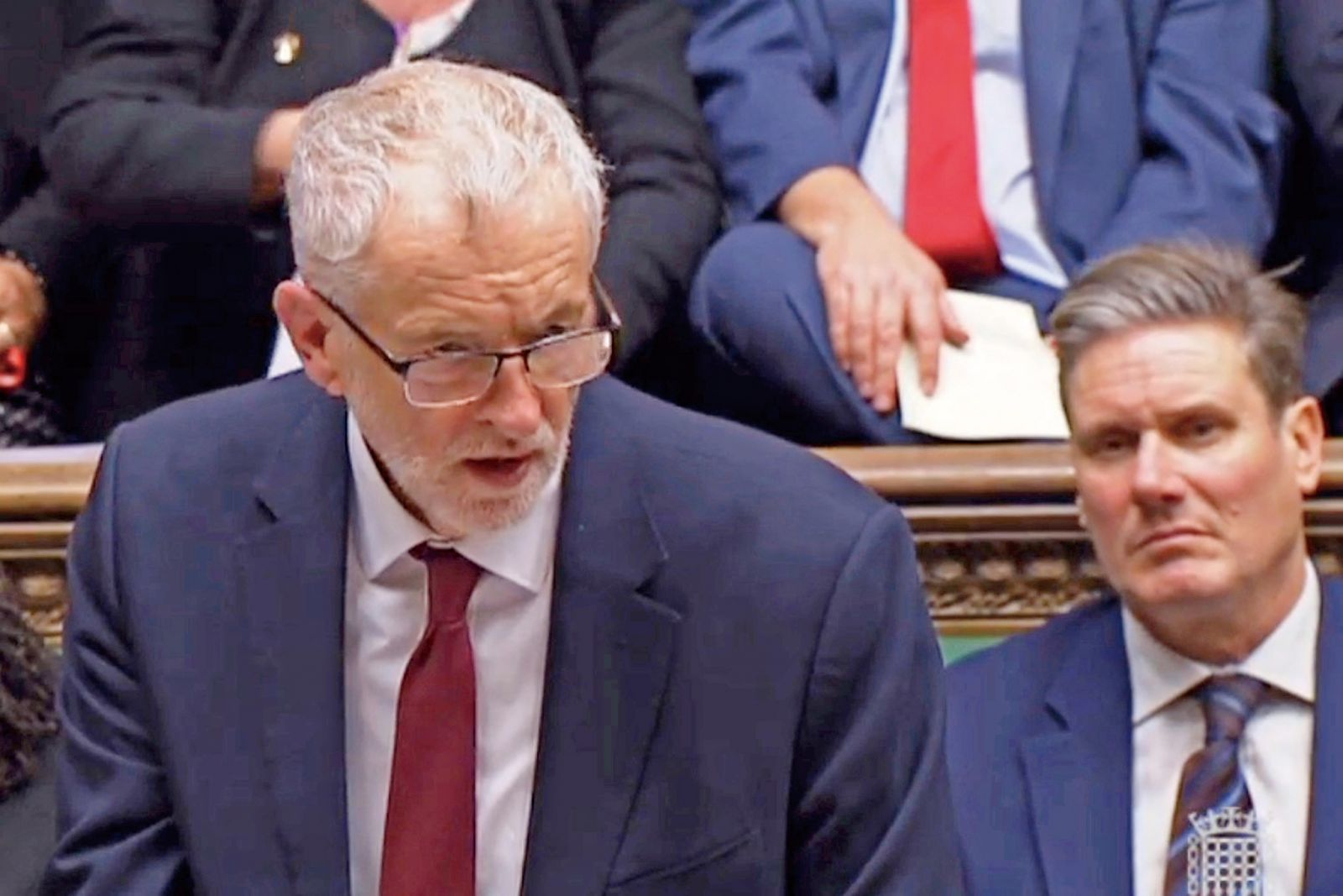 英政府被裁定藐視國會
